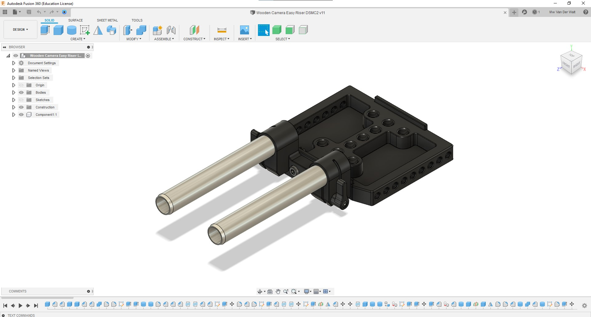 Fully-Rigged-Fusion360-Easy-Riser-Top