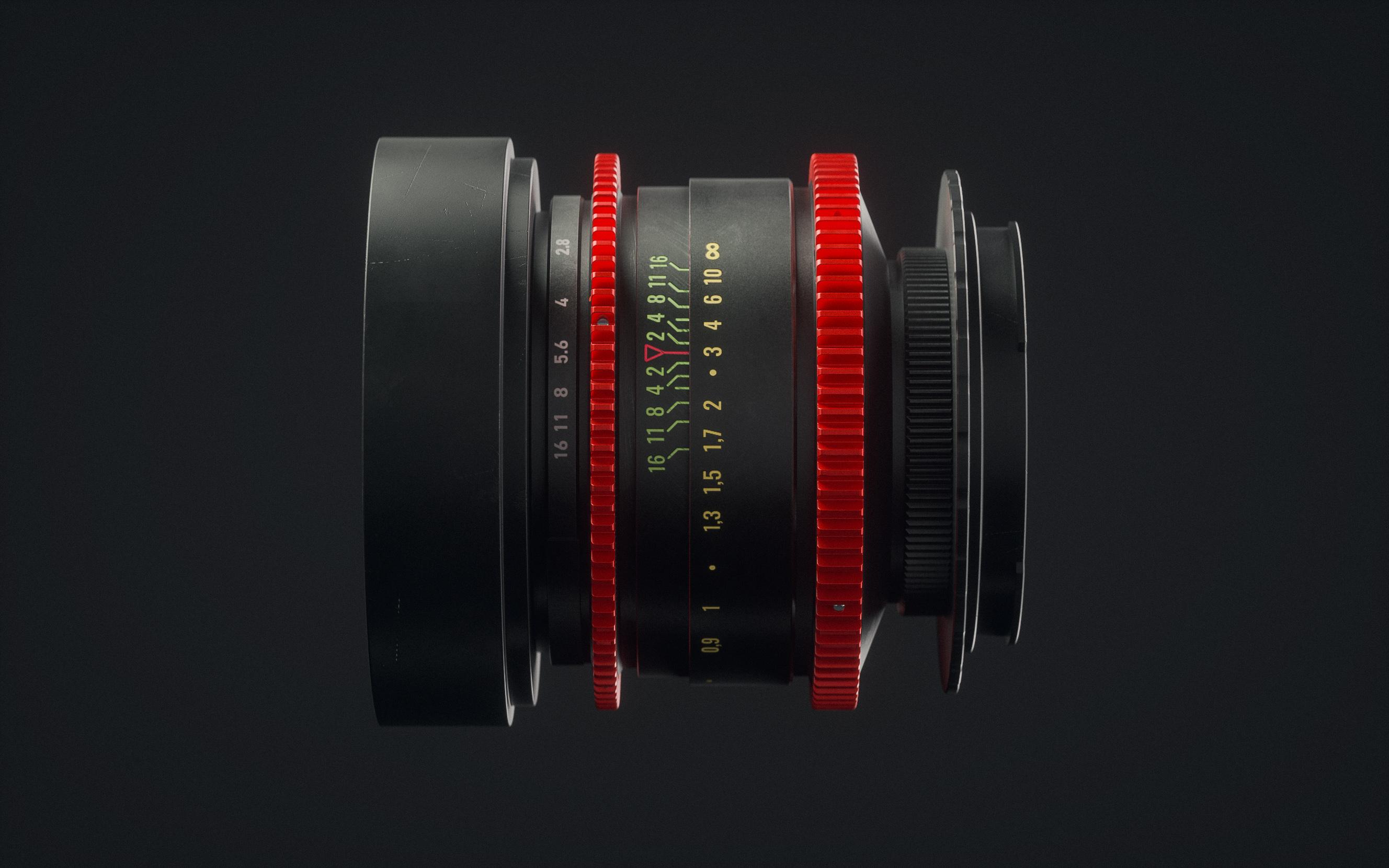 Red Monstro 8K VV